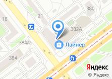 Компания «Fdf-potolok» на карте