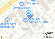 Компания «Mitsubishi» на карте