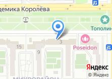 Компания «АВА» на карте