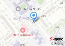 Компания «VIN-код АВТО» на карте