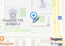 Компания «IT-TON» на карте