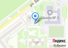 Компания «Строящийся жилой дом по ул. Захаренко» на карте