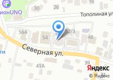 Компания «Мастер Кит профи» на карте
