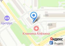 Компания «Продуктовый магазин на Молдавской» на карте