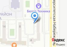 Компания «ГлавОкно» на карте
