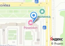 Компания «Жилищно-эксплуатационное управление» на карте