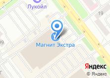 Компания «Nutrifit» на карте