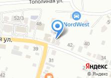 Компания «БорАвтоСтекло» на карте