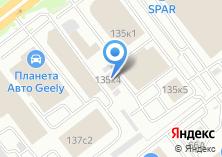 Компания «Мицубиши Центр Челябинск» на карте