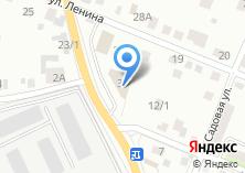 Компания «РОДА» на карте