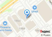 Компания «Тойота Центр Челябинск» на карте