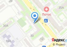 Компания «Термодом» на карте