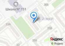 Компания «Инфант» на карте