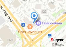 Компания «Интермаг74» на карте