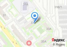 Компания «Строитель-97» на карте