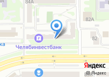 Компания «Курчатовец» на карте