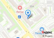 Компания «Новосел» на карте