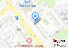 Компания «Rubinia» на карте