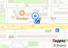 Компания «Урал-парк» на карте