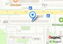 Компания «ВОВИД+ЛОМБАРД» на карте