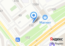 Компания «Магнит74» на карте