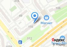 Компания «Грин ломбард» на карте
