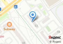 Компания «Дивна Мебель» на карте