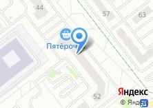 Компания «Адель» на карте