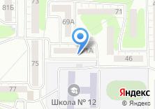 Компания «Дебис» на карте