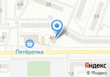 Компания «Запой» на карте