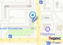 Компания «UPGRADE-service» на карте