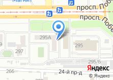 Компания «БизнесАльянс» на карте