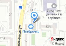Компания «Межрегионресурс» на карте