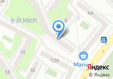 Компания «ЧелПромТорг» на карте
