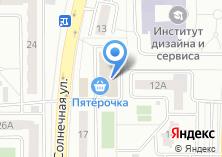 Компания «ЧелябСтройТрест» на карте
