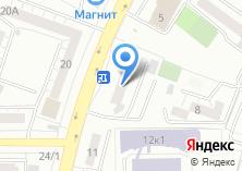 Компания «Независимая служба безопасноси» на карте