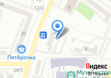 Компания «Безопасность 74» на карте