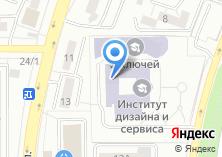 Компания «Русско-Британский Институт Управления» на карте