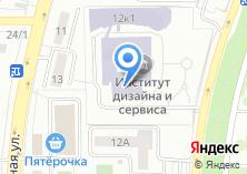 Компания «РБИУ» на карте