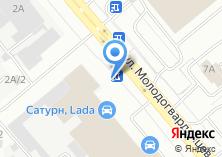 Компания «Кафе восточной кухни» на карте