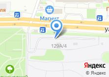 Компания «Мустанг Авто» на карте
