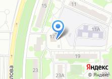 Компания «Власов Ключ» на карте