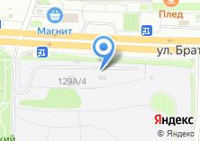 Компания «Автосток» на карте