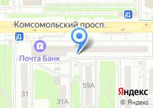 Компания «Зюраткуль» на карте