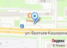 Компания «Шиномонтажная мастерская на ул. Ворошилова» на карте