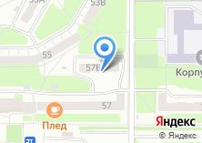 Компания «АбсолютАльпСервис» на карте