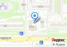 Компания «Винт сервис» на карте