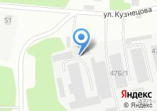 Компания «Навигационные системы Урала» на карте