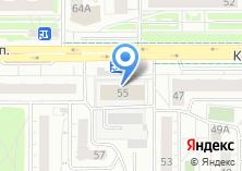 Компания «ЦветЛандия» на карте