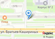Компания «СоюзПищепром» на карте